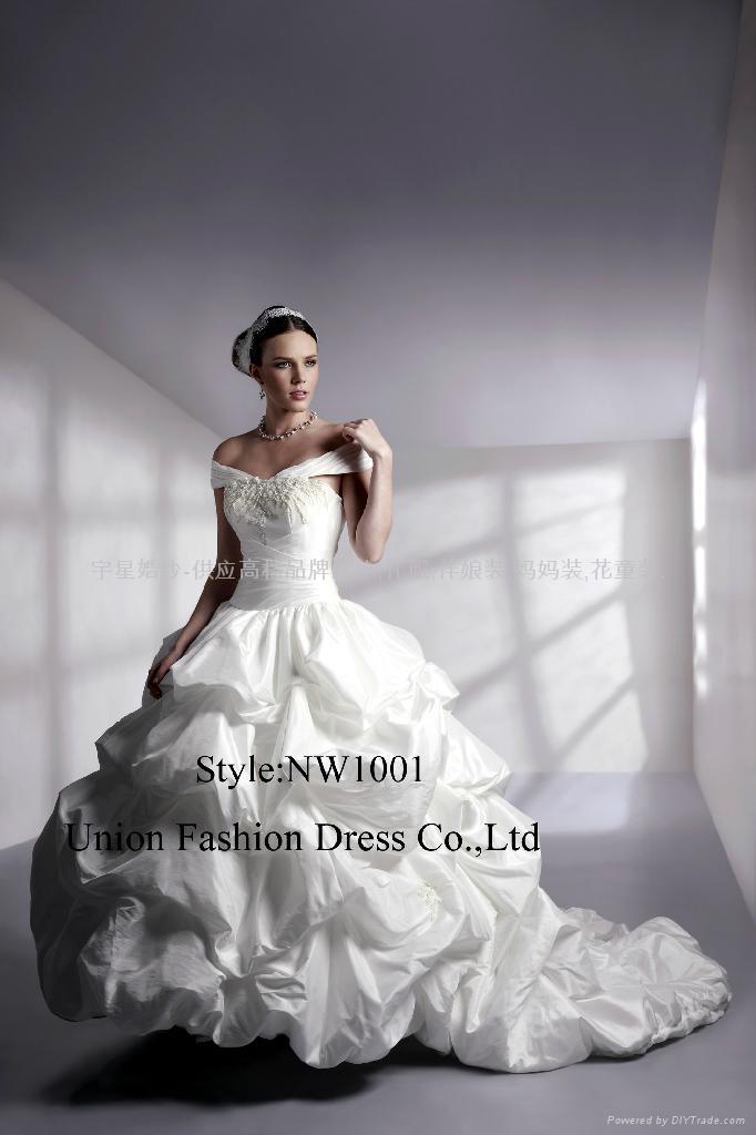 高檔婚紗 1