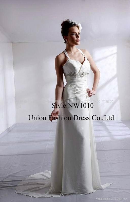 高檔外貿婚紗 1