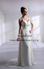 高檔外貿婚紗