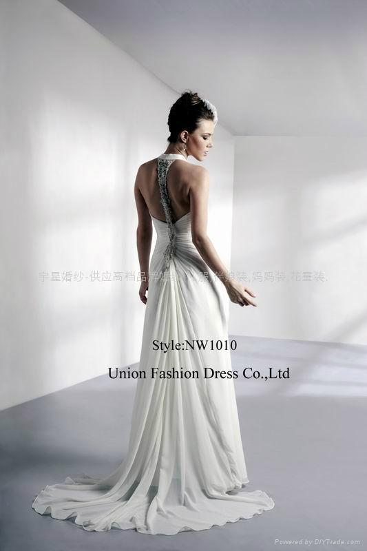 高檔外貿婚紗 3