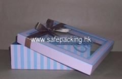 禮品包裝彩盒