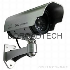 Factory Indoor and Outdoor Motion Detection Dummy Camera