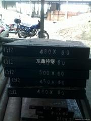 Cr12MoV锻板价格