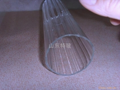 High borosilicate glass tube