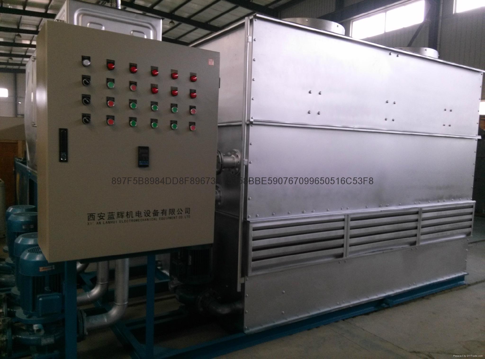 中频炉闭式冷却塔 4