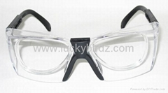 RX safety glasses dentist lab prescription working security glasses goggles