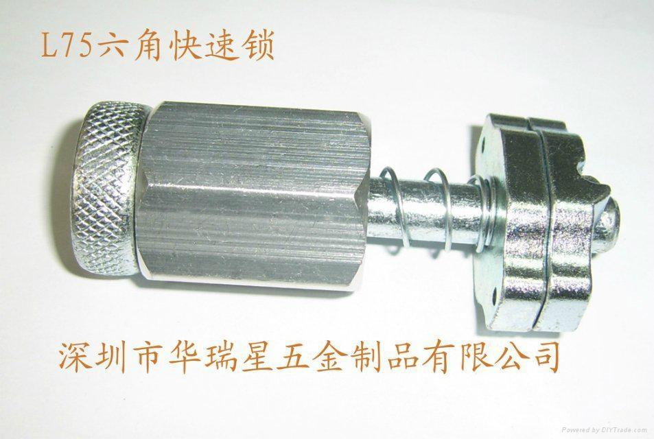 LED顯示屏彈簧鎖 5