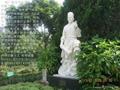 石雕岐伯名醫雕像 4