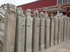 石雕栓馬樁
