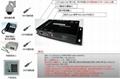 四埠IEEE802.3af/at + 1Combo(網路+光纖)乙太網路PoE光纖交換器