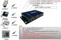 4 埠 PoE 及 1 Combo(网路/光纤) 千兆光纤交换器