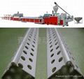 PVC護角條設備