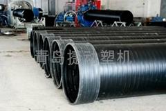 塑鋼排水管生產線