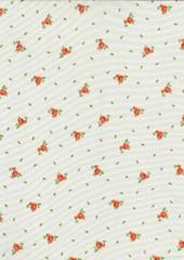 Microfibre printing fabric