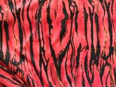 Polyester/spandex swimwe