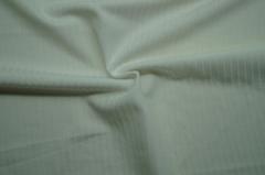 滌綸環保紗萊卡針織抽針羅紋彈力布