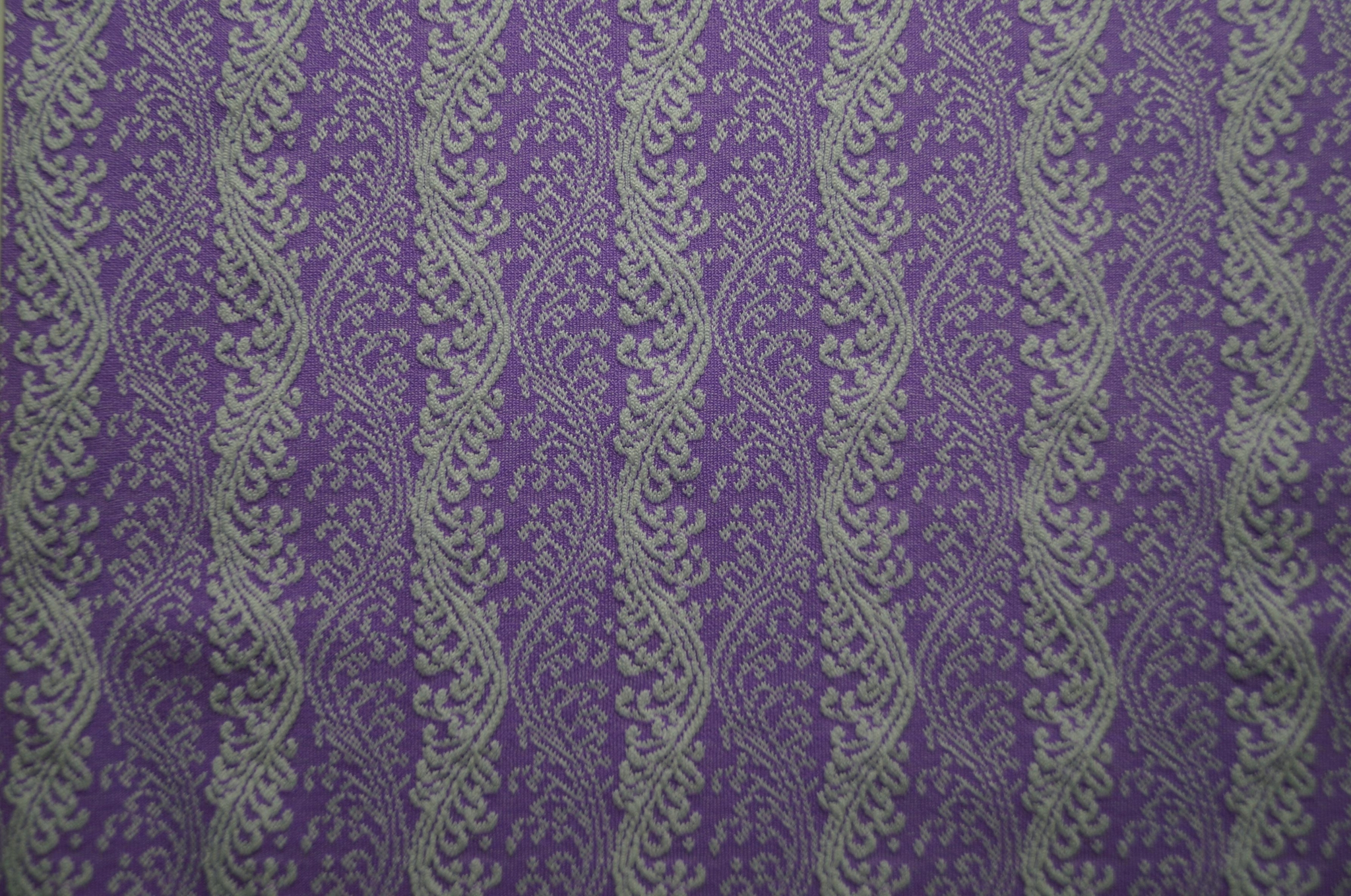 Polyester poly jacquard yarn dyed knitted spandex swimwear swimsuit fabric 2