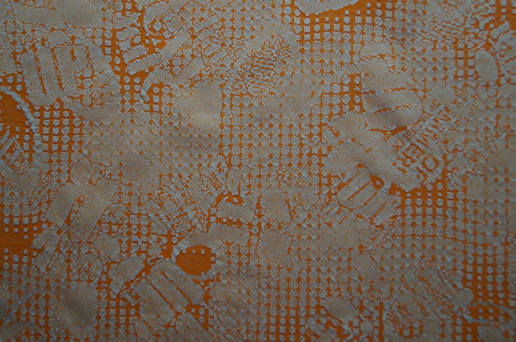 滌綸色織提花針織彈力泳衣時裝流行布面料 3