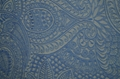 Polyester poly jacquard yarn dyed knitted spandex swimwear swimsuit fabric 4