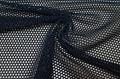 錦綸滌綸氨綸網眼布提花針織彈力面料布 5