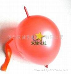 尾巴玩具气球