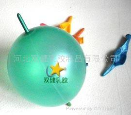 尾巴玩具气球 2