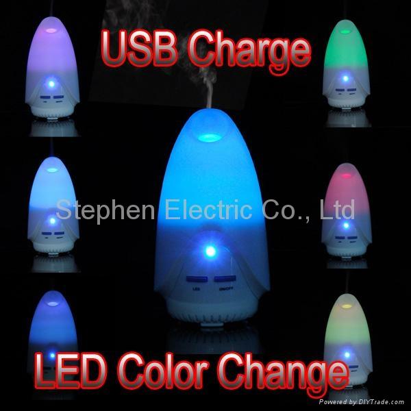 Aroma Diffuser USB迷你加濕器 2
