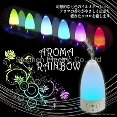 Air Humidifier Purifier LED Color Change Aroma Diffuser SD-F:001