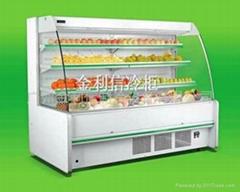 水果蔬菜保鮮風幕櫃