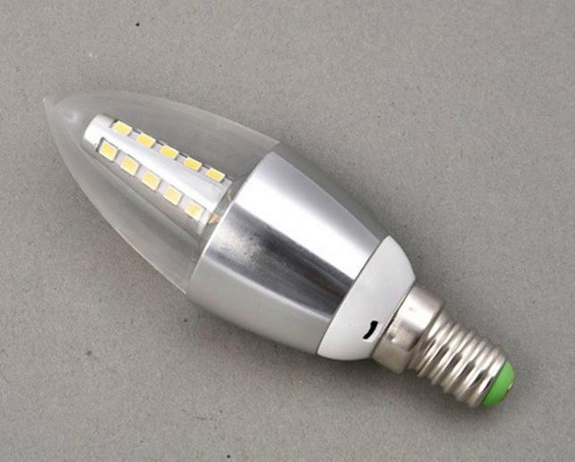 1*1W&3W Bulb  LED Candle Light 1