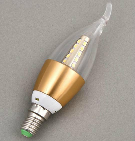 1*1W&3W Bulb  LED Candle Light 2
