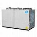 空气源热泵热水器 4