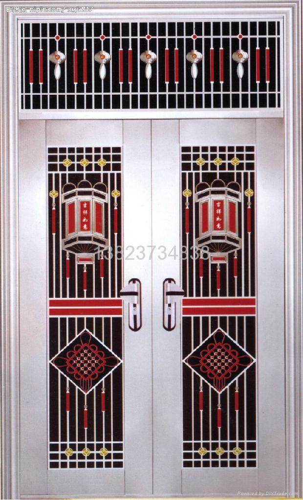 觀瀾304優質不鏽鋼防盜門 3