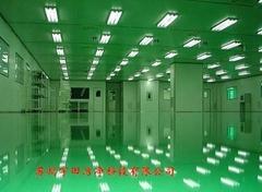 上海无尘室改造净化工程