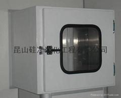潔淨室傳遞窗崑山淨化工程淨化設備
