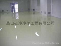 合肥无尘室改造净化工程10万级无尘房改造