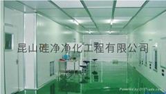 苏州无尘室改造净化工程10万级净化工程