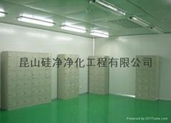 苏州净化工程10万级无尘房改造