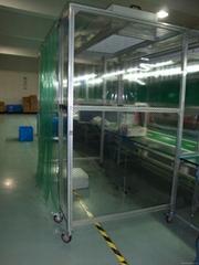 上海无尘室改造净化工程30万级改造工程