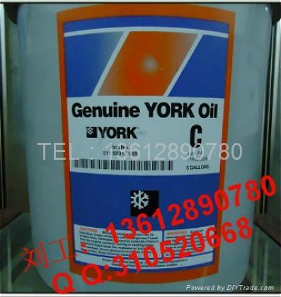 约克C油011-00312-000约克冷冻机油 1