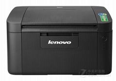 聯想lenovoS2001黑白激光打印機支持無線打印