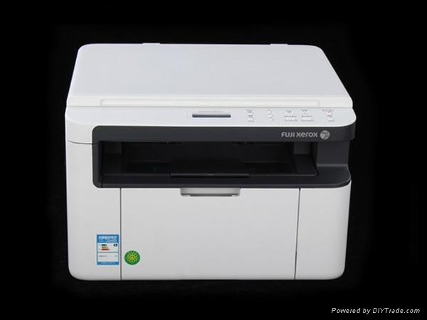 富士施樂M115B黑白多功能一體機複印打印掃描3合1 2