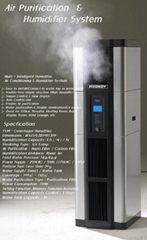 Air Purifier Humidifier