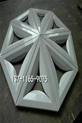 外墙铝单板造型