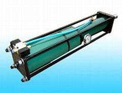 氣液增力缸