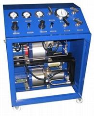 氣液增壓系統