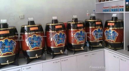 五岳木酒桶 1