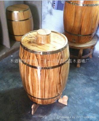白酒木桶 2