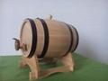 橡木桶厂家定制各规格橡木酒桶