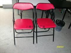 展覽折疊椅子